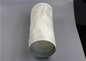 China PTFE-Behandlungs-Fiberglas-Filtertüte-Schallabsorptions-Schock-Beweis 0.3-0.5mm dick fournisseur